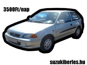 suzuki bérlés, autóbérlés, autókölcsönzés