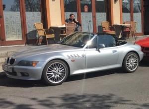BMW Z3 autóbérlés 15000 Ft/nap-tól.