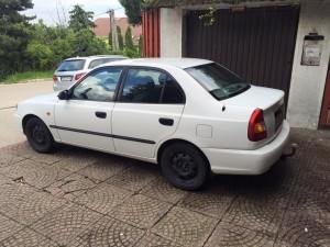 Hyundai Accent 2002 5000 forinttól