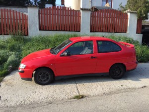 Seat Cordoba autóbérlés ára már 3500-forinttól.