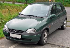 Opel Corsa autóbérlés ára már 3500 forinttól.