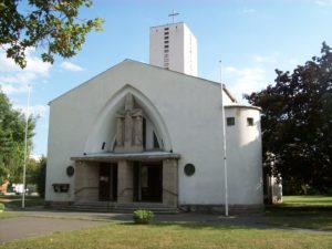 Szentmihály Templom Albertfalva