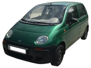Daewoo Matiz autóbérlés