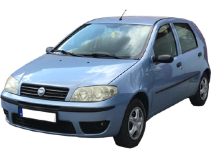 Fiat Punto autóbérlés