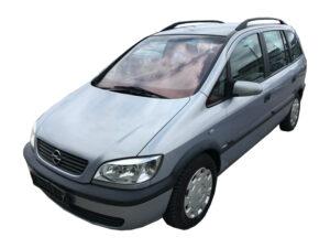 Opel Zafira autóbérlés (7 személy) klímával | 6.500Ft/nap, egy hónapra 130.000Ft