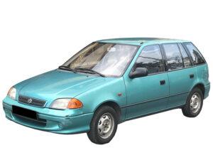 Suzuki Swift autóbérlés